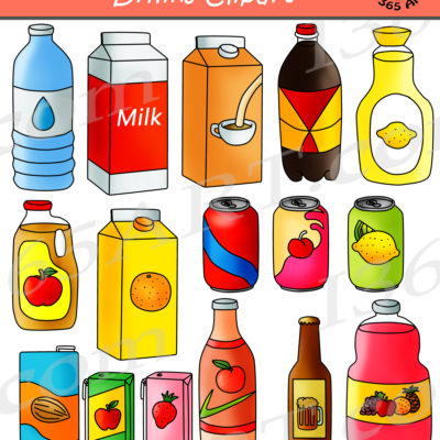 Drinks Clipart