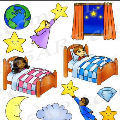 Twinkle Twinkle Little Star Clipart