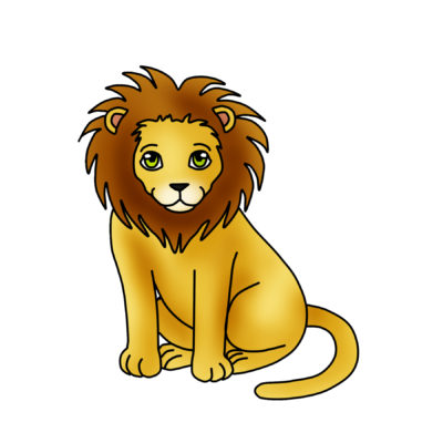 Free lion clipart Preview
