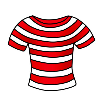 T-shirt Clipart Free Striped Shirt Clip Art