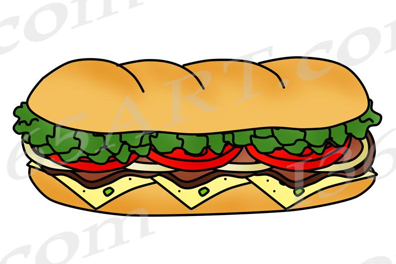 sub sandwich clipart graphics commercial download clipart 4 school rh clipart4school com sub sandwich clipart black and white Meatball Sub Sandwich Clip Art
