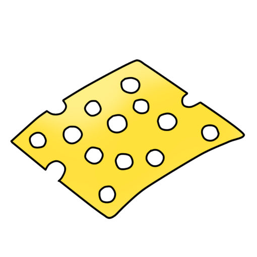 swiss cheese clipart