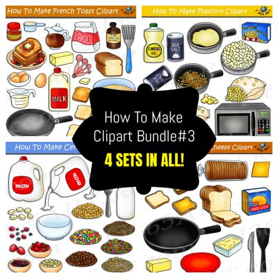How To Make Foods Clipart